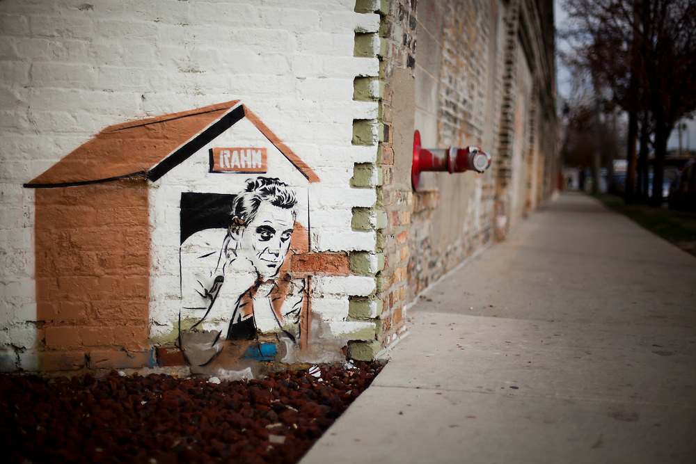 Street art as it is found and photographed around the various neighborhoods of Chicago, Illinois.