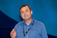 Kevin Courtney,  NUT Deputy General Secretary, speaking at the Trades Union Congress 2010, Manchester.