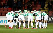Partick Thistle v Celtic - Ladbrokes Premiership - 23 January 2018