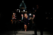 White House Communications Director Hope Hicks leaves the U.S. Capitol after attending the House Intelligence Committee closed door meeting all day in Washington, D.C. on February 27, 2018. (Photo by Leah Millis/Reuters)