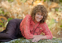 Deb's fall swing session.  © 2013 Karen Bobotas Photographer