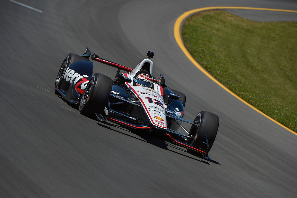 Will Power, Pocono Raceway, USA 7/6/2014