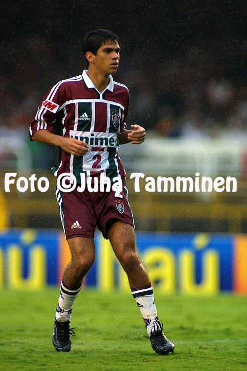 03.11.2001, Est?dio M?rio Filho - Maracan