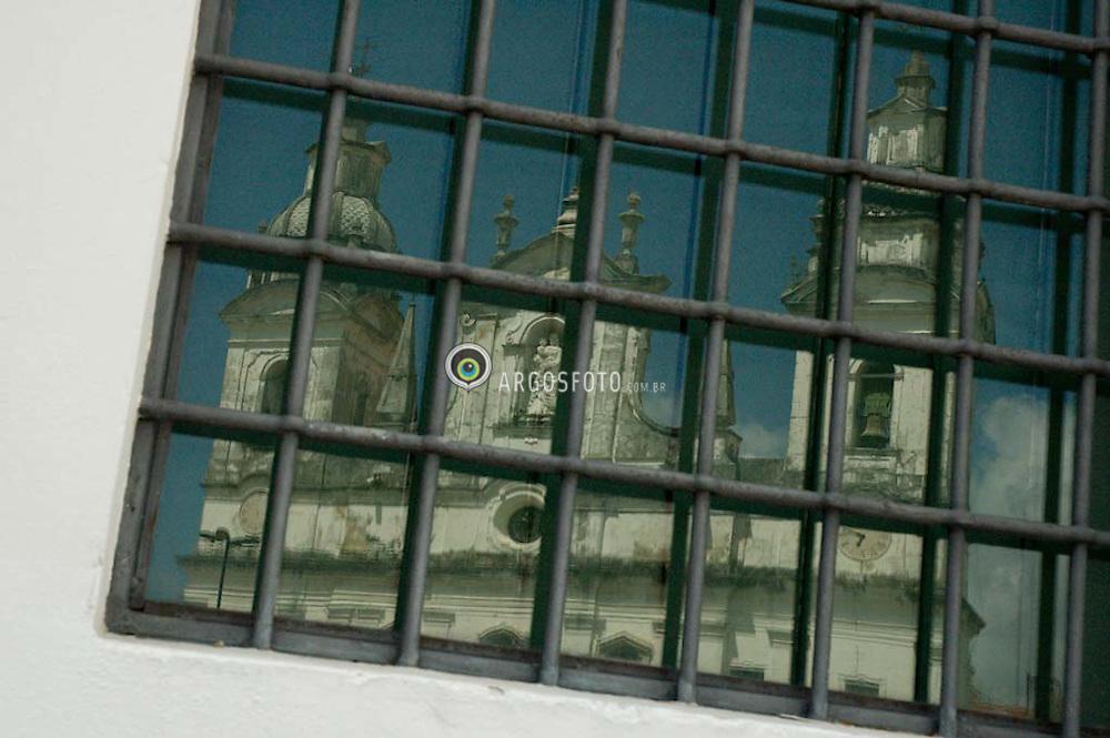 Catedral Metropolitana de Belem - Conhecida como Igreja da Se, foi construida em 1755, pelo arquiteto Antonio Landi, em estilo barroco-colonial e neoclassico. Localizada na Praca Frei Caetano Brandao./ Metropolitan Cathedral of Belem, was built in 1755 by Antonio Landi in baroque and neoclassic style.