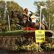 Bonnie Mosser (USA) and Happy Valley at Fair Hill International in Elkton, Maryland.