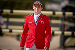 Balsinger Bryan, SUI<br /> Longines FEI Jumping Nations Cup™ Final<br /> Barcelona 20128<br /> © Hippo Foto - Dirk Caremans<br /> 07/10/2018