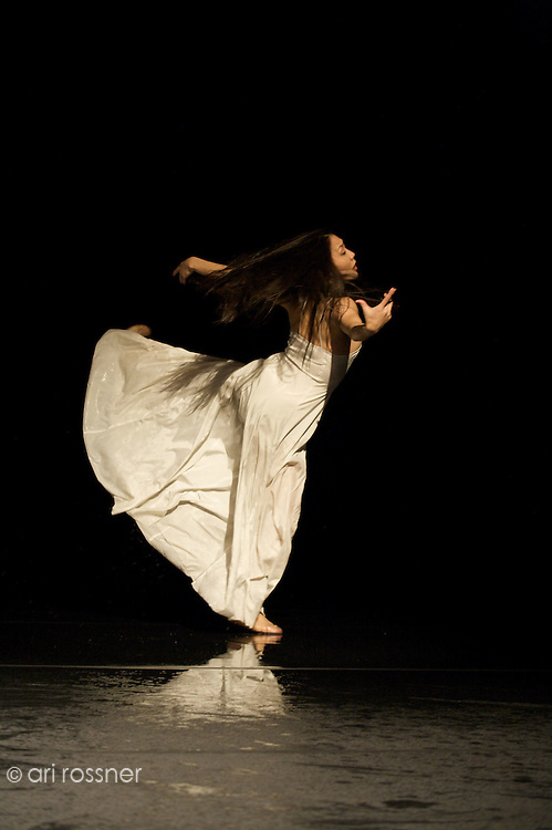 First representation of the company in Paris after Pina Bausch's death&lt;br&gt;<br /> Azusa Seyama