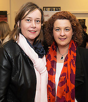 World Vision Ireland  held an exclusive screening of the critically acclaimed feature length movie Girl Rising in An Taibhdhearc, Middle Street, Galway. <br /> At the event wereFiona Campbell and Kelly Colleran from Ballinasloe.<br /> Girl Rising is a critically and internationally acclaimed feature film - narrated by Meryl Streep, Liam Neeson, Anne Hathaway and others - about the strength of the human spirit and the power of education.<br /> <br /> Photo:Andrew Downes