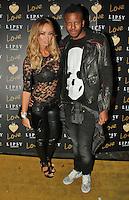 LONDON - November 06: Lauren Pope & Vas J Morgan at the Lipsy London Love Launch Party (Photo by Brett D. Cove)