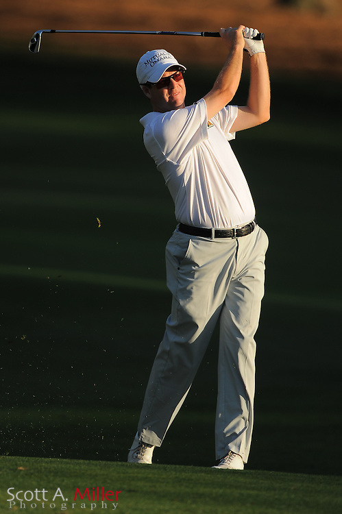 Joe Ogilvie during the second round of the Transitions Chapionship on the Cooperhead Course at Innisbrook Resort and Golf Club on March 16, 2012 in Palm Harbor, Fla. ..©2012 Scott A. Miller.