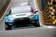 Fr&eacute;d&eacute;ric VERVISCH, BEL, AUDI Sport Team COMTOYOU Audi RS 3 LMS<br /> <br /> 65th Macau Grand Prix. 14-18.11.2018.<br /> Suncity Group Macau Guia Race - WTCR - FIA World Touring Car Cup<br /> Macau Copyright Free Image for editorial use only