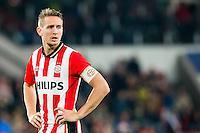 EINDHOVEN - PSV - SC Genemuiden , Voetbal , KNVB Beker , Seizoen 2015/2016 , Philips stadion , 25-10-2015 , PSV speler Luuk de Jong kijkt ontevreden