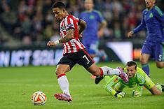 20141023 NED: UEFA Europa League PSV - Panathinaikos, Eindhoven