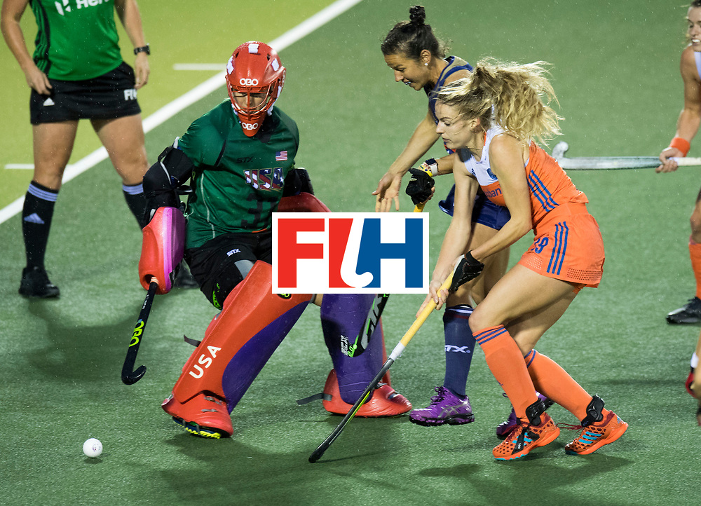 AUCKLAND - Sentinel Hockey World League final women<br /> Match id 10296<br /> 06 Usa v Netherlands<br /> Foto: Maartje Krekelaar <br /> WORLDSPORTPICS COPYRIGHT FRANK UIJLENBROEK