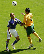 FIFA World Cup 2006 xxx and Tim Cahill of Australia