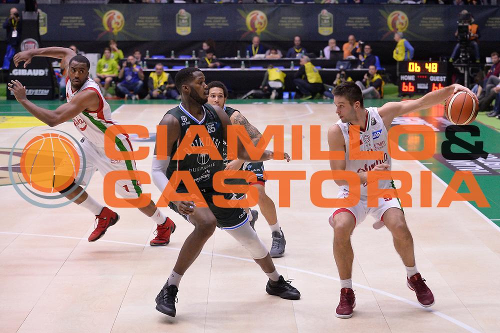 Kalnietis Mantas<br /> Olimpia EA7 Emporio Armani Milano vs Enel Brindisi<br /> LegaBasket Final Eight Coppa Italia Poste Mobile 2017<br /> Rimini 16/02/2017<br /> Foto Ciamillo-Castoria/ I.Mancini