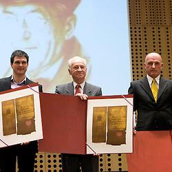 20100209: 45. podelitev Bloudkovih priznanj za leto 2009
