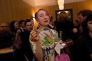 SILVIA ZIRANEC, Whitechapel celebrates its expansion into the building next door with an opening party. London. 2 April  2009