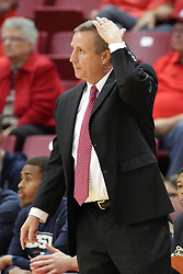 08 November 2015: Rodney Watson. Illinois State Redbirds host the Southern Indiana Screaming Eagles and beat them 88-81 in an exhibition game at Redbird Arena in Normal Illinois (Photo by Alan Look)