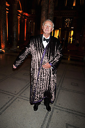 SIR TERENCE CONRAN at a dinner to celebrate the opening of 'Maharaja - The Spendour of India's Royal Courts' an exhbition at the V&A, London on 6th October 2009.