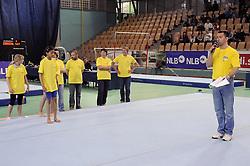 at Salamunov memorial World Cup, on April 19, 2009, in Arena Luknja, Ljudski vrt, Maribor, Slovenia. (Photo by Zoran Flis / Sportida)