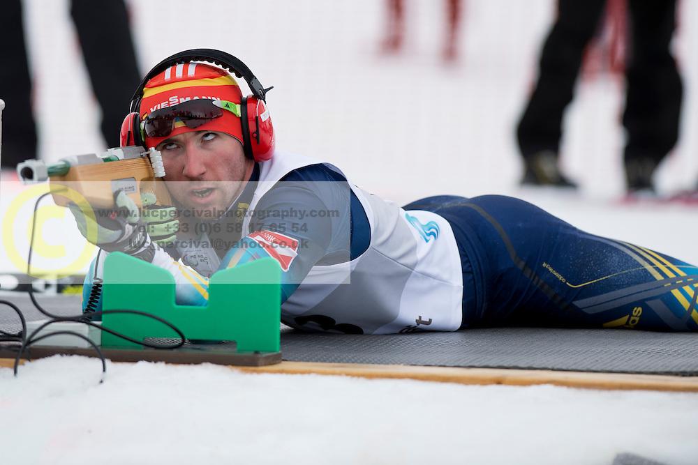 , UKR, Long Distance Biathlon, 2015 IPC Nordic and Biathlon World Cup Finals, Surnadal, Norway