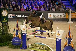Whitaker Michael, (GBR), Viking<br /> Rolex Grand Prix<br /> Indoor Brabant - 's Hertogenbosch 2015<br /> © Hippo Foto - Dirk Caremans
