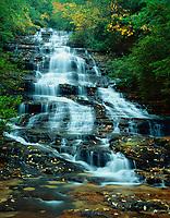 Cascading Minnehaha Falls