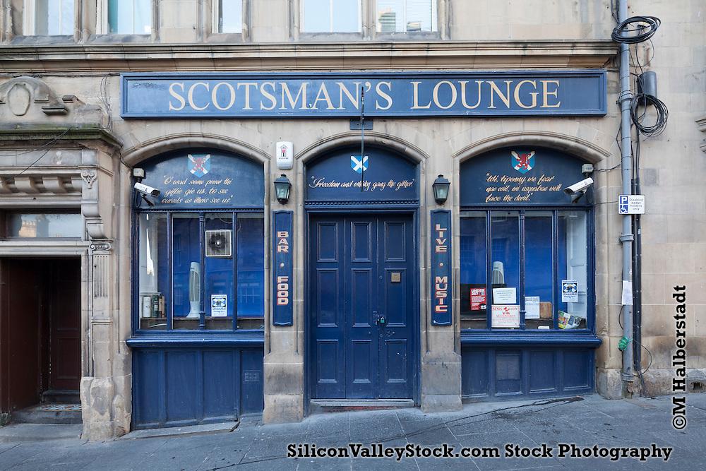 Shopfront Series, Edinburgh, Scotland, United Kingdom, Europe