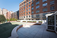 Courtyard at 516 West 47th Street