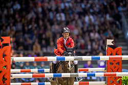 Schwizer Pius, SUI, Cas<br /> Jumping International de Bordeaux 2020<br /> © Hippo Foto - Dirk Caremans<br />  09/02/2020