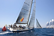 08_013738  © Sander van der Borch. Porto Portals, Mallorca,  July 25th 2008. AUDI MEDCUP in Porto Portals  (21/26 July 2008). Coastal race.