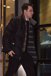 Edward Gabbai, accused of raping three women, leaves Kingston Crown Court in London ***ID confirmed*** DO NOT SEND FOR PUBLICATION YET****. February 26 2018.