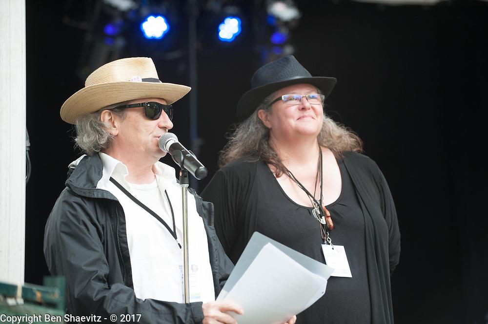 Jennie Bice & Tim Readman