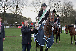 Kooremans Raf - Izanetta<br /> Nationaal kampioenschap eventing LRV <br /> Lummen 2006<br /> Photo &copy; Hippo Foto