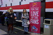 KELOWNA, CANADA - FEBRUARY 19:  at the CIBC Family Skate with the Kelowna Rockets on February 19, 2018 at Prospera Place in Kelowna, British Columbia, Canada.  (Photo By Cindy Rogers/Nyasa Photography,  *** Local Caption ***