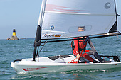 Dinghy sailing, sailing dinghies