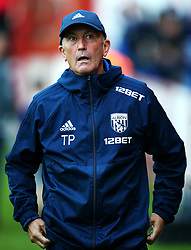 West Bromwich Albion manager Tony Pulis - Mandatory by-line: Matt McNulty/JMP - 22/08/2017 - FOOTBALL - Wham Stadium - Accrington, England - Accrington Stanley v West Bromwich Albion - Carabao Cup - Second Round