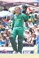 Cricket - SA v India 5th ODI Centurion