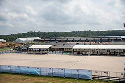 Abreiteplätze<br /> Tryon - FEI World Equestrian Games™ 2018<br /> Hintergrundbilder vom Veranstaltungsgelände<br /> 10.September 2018<br /> © www.sportfotos-lafrentz.de/Stefan Lafrentz