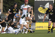 EDF Energy Cup,  Exiles,  Richie REES, London Wasps vs London Irish, Adams Park, 08/10/2006. [Photo, Peter Spurrier/Intersport-images]....