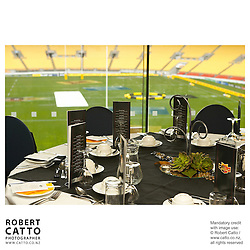 British & Irish Lions v. Wellington Lions Match at the Westpac Stadium, Wellington, New Zealand.<br />