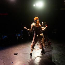 Hootchy Kootchy Burlesque at Pioneer Underground (033012)
