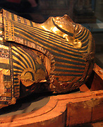 The coffins made by the priest Hornedjitef.