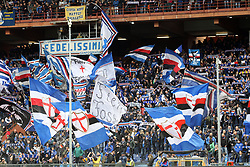 "March 10, 2019 - Genova, Italia - Foto LaPresse - Tano Pecoraro.10 03 2019 Genova - (Italia).Sport Calcio.Sampdoria vs Atalanta.Campionato di Calcio Serie A TIM 2018/2019 - Stadio ""Luigi Ferraris"".nella foto: tifosi sampdoria..Photo LaPresse - Tano Pecoraro.10 March 2019 City Genova - (Italy).Sport Soccer.Sampdoria vs Atalanta.Italian Football Championship League A TIM 2018/2019 - ""Luigi Ferraris"" Stadium.in the pic: supporter sampdoria (Credit Image: © Lapresse via ZUMA Press)"