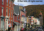 Broadway, Jim Thorpe, Carbon Co., PA