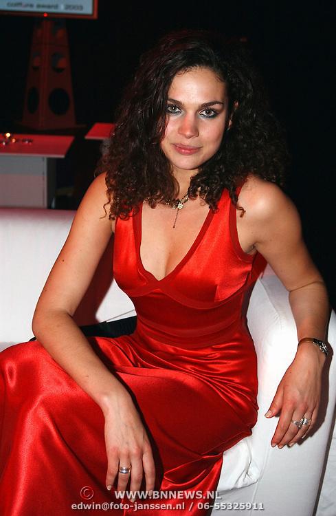 Coiffure Awards 2003, Anna Drijver