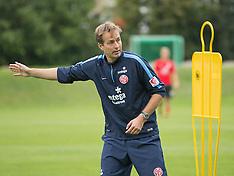 19 Sep 2014 1. FSV Mainz 05 Training Session