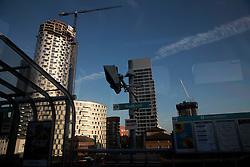 UK ENGLAND LONDON 20APR15 - Residential housing development in the Docklands, London.<br /> <br /> jre/Photo by Jiri Rezac<br /> <br /> © Jiri Rezac 2015