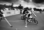 Images were taken during the 2014 Australasian Hardcourt Bike Polo Championships , held from March 28-30th at TEMPE Recreational Reserve, Holbeach Road Tempe.<br />